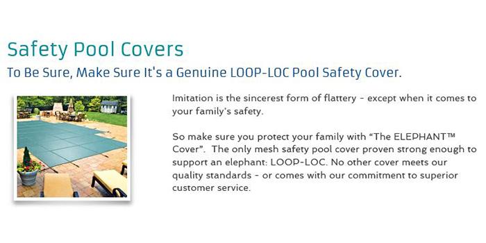 Loop Loc Pool Products